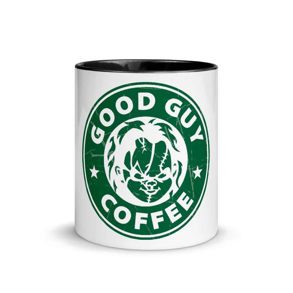 Coffee Shop of Horrors Good Guy Coffee Mug