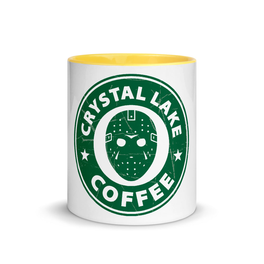 Coffee Shop of Horrors Crystal Lake Coffee Mug