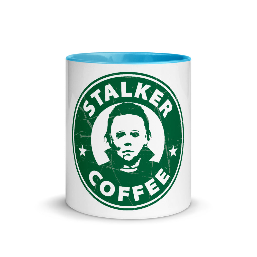 Coffee Shop of Horrors Halloween Stalker Coffee Mug