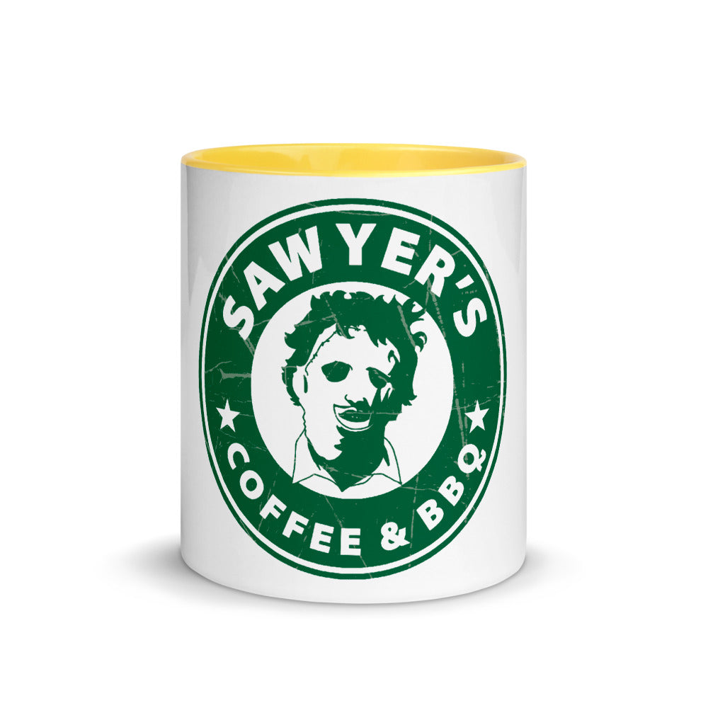 Coffee Shop of Horrors Sawyer's Coffee Mug