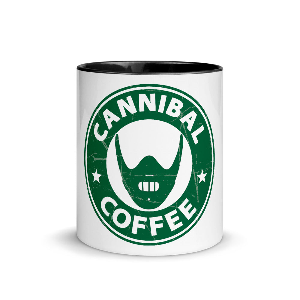 Coffee Shop of Horrors Cannibal Coffee Mug