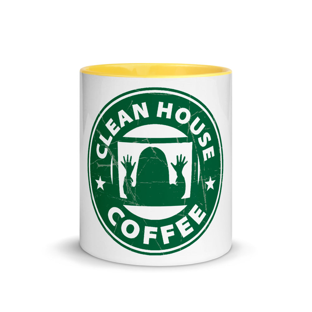 Coffee Shop of Horrors Clean House Coffee Mug