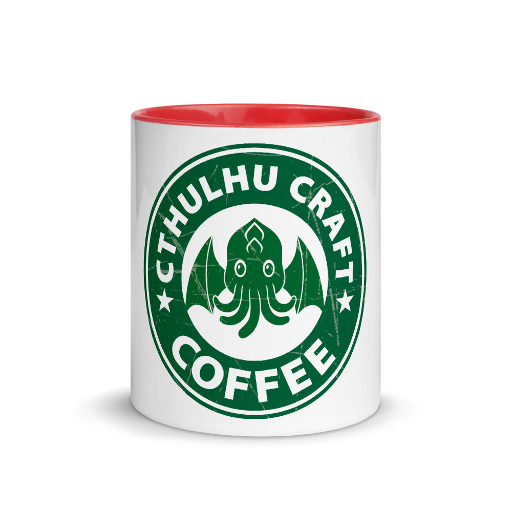 Coffee Shop of Horrors Cthulhu Craft Coffee Mug