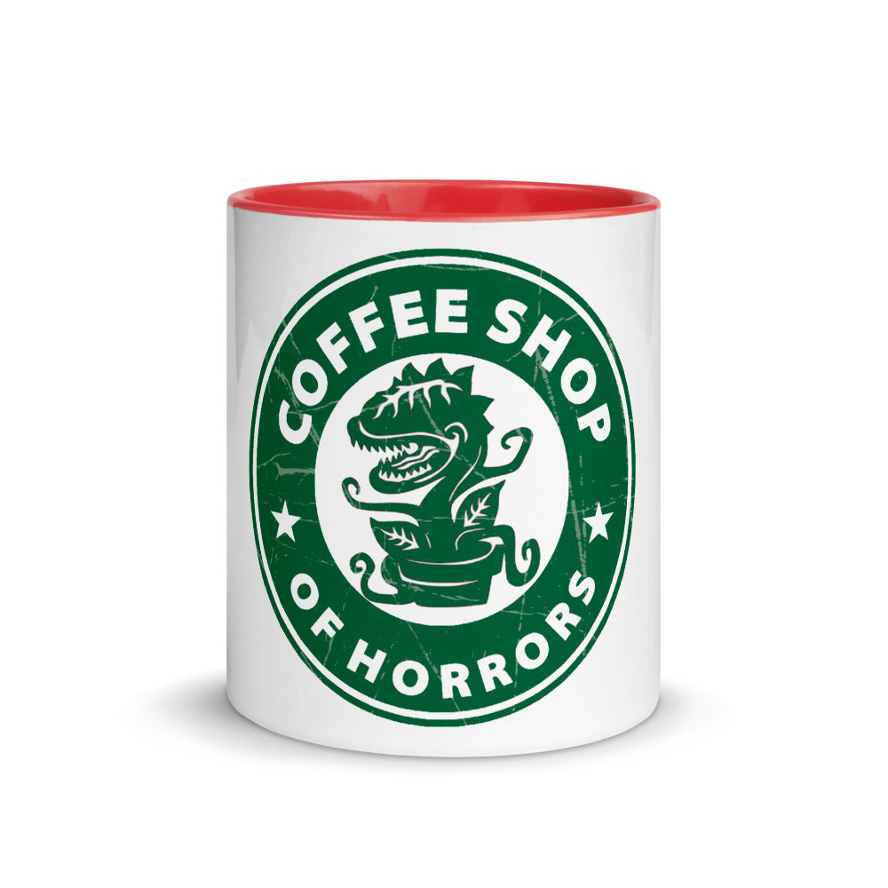 Coffee Shop of Horrors Coffee Mug