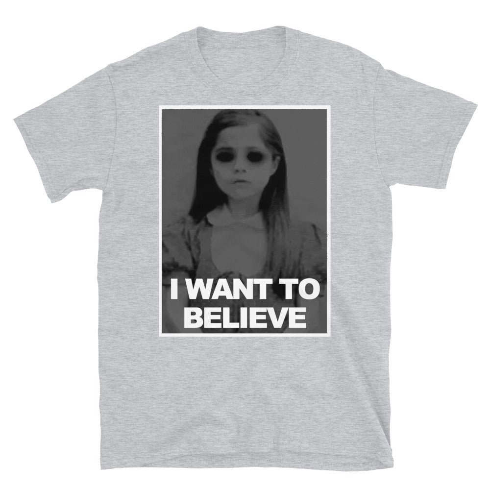Believers T-shirt Black Eyed Kids Adult
