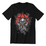 H.P. Lovecraft Cthulhu T Shirt Cartoon Cthulhu Adult