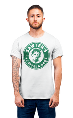 Coffee Shop of Horrors Sawyer's Coffee Adult Horror T Shirt