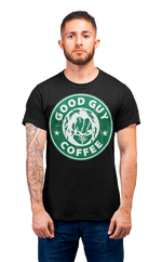 Coffee Shop of Horrors Good Guy Coffee Adult Horror T Shirt