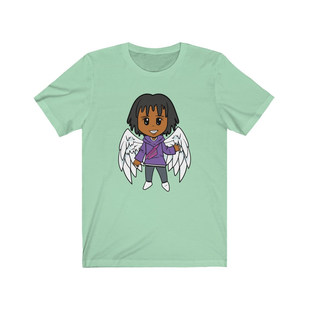 Angel YVNG Homie T-shirt  - 2