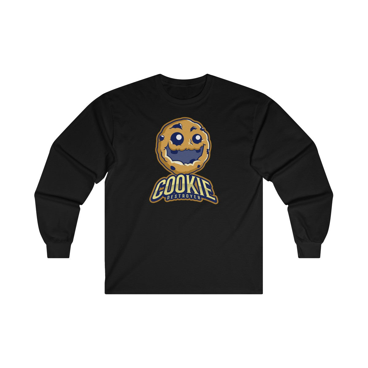 Cookie Destroyer Danucd Long Sleeve Tee
