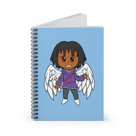 Angel Yvng Homie Notebook