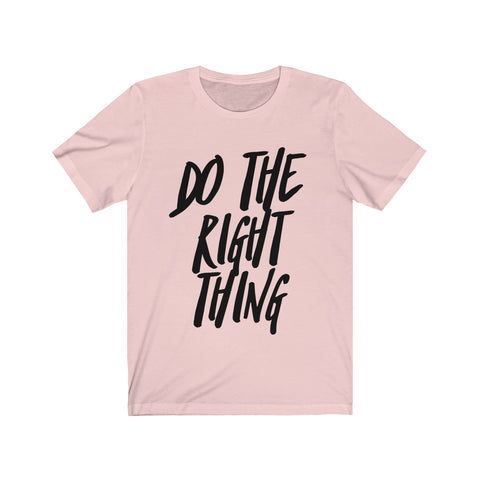 TroyInLA Do the Right Thing T-shirt