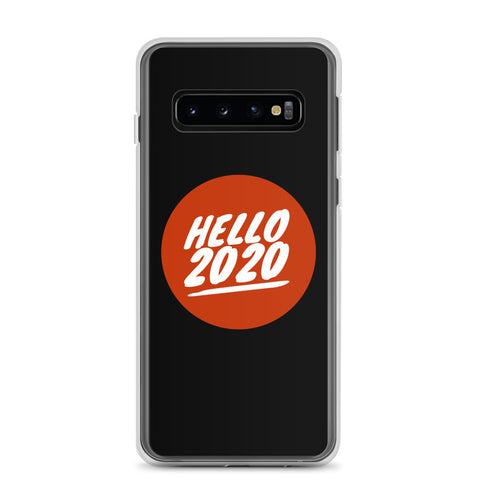 Hello 2020 Dollar Samsung Case