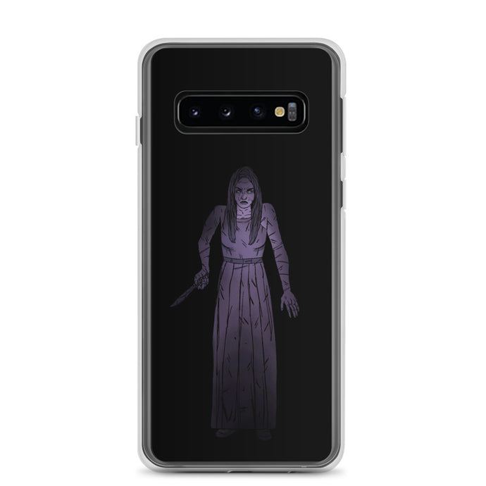 Mort Anims Horror Woman Samsung Case