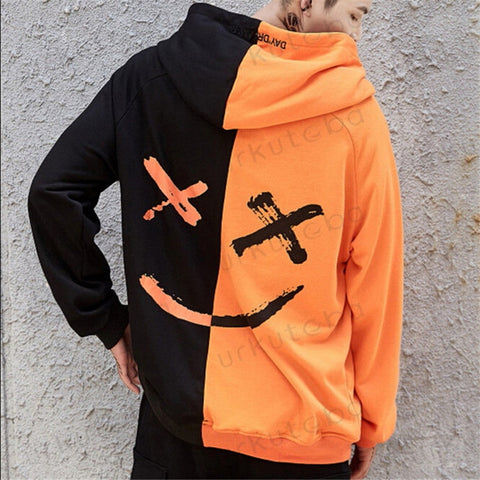 Fashion Hip Hop Street Dollar Hoodie