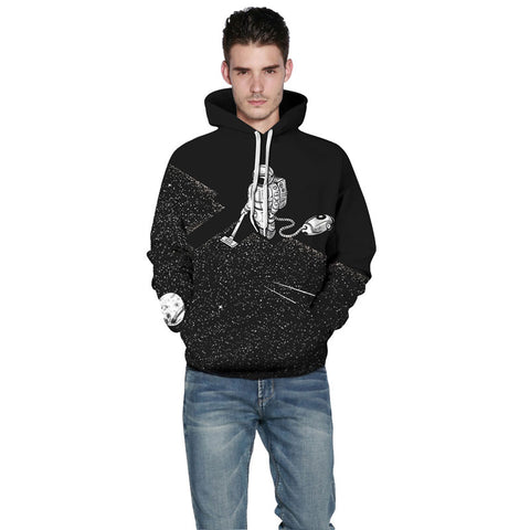 Space Vacuum Hoodies Men/Women 3D