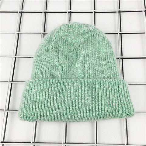 Winter Warm Knitted Cashmere Hat/Beanie for Women