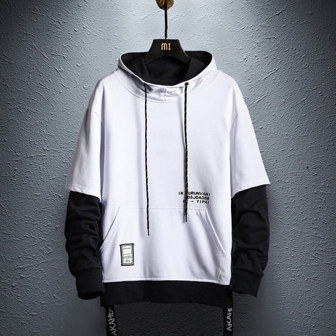 Hip Hop Pullover Hoodies Street wear