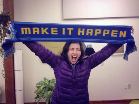 Make it Happen - Scarf