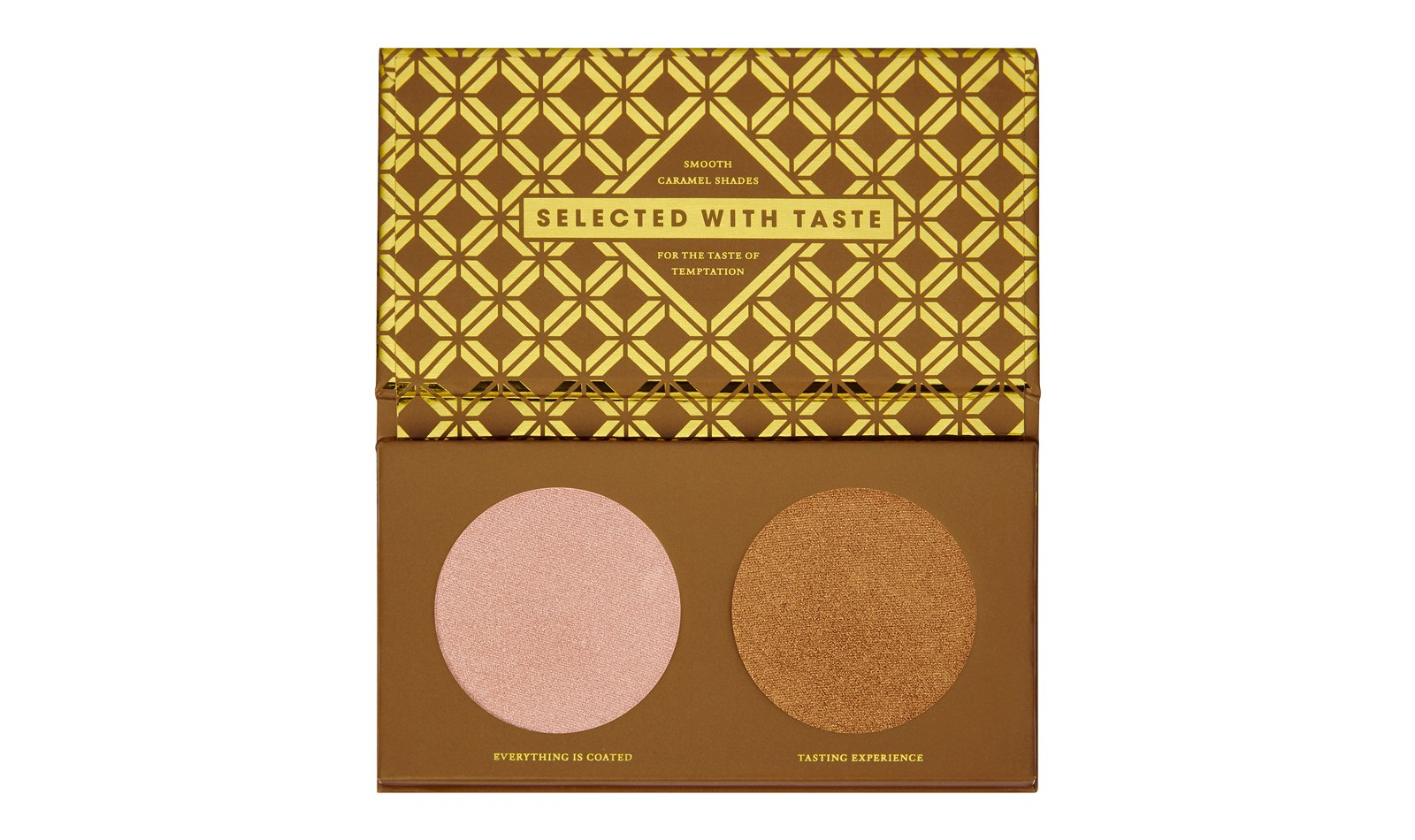 CARAMEL MELANGE HIGHLIGHT (FACE PALETTE)