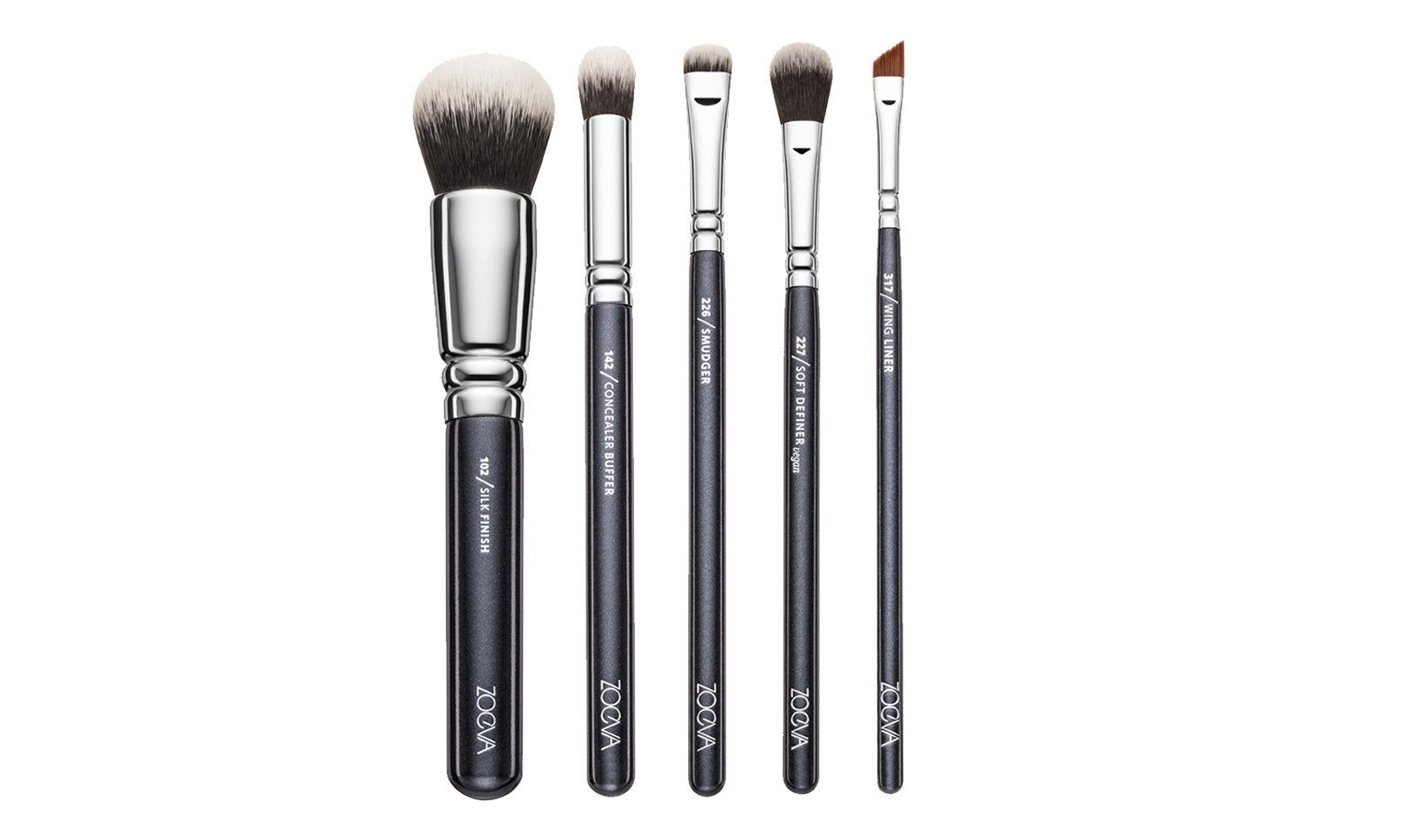 DEFINE YOUR BEAUTY BRUSH SET