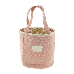 Kids Fashion Thermal Insulated Bento Bags