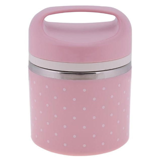Portable Stainless Steel Thermal Bento Box 780ml