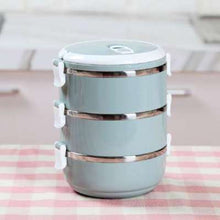 Stainless Steel Japanese Thermo Bento Boxes