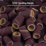 300pcs Sanding Bands