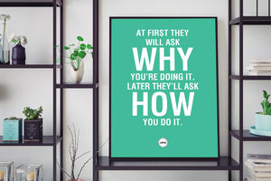 AT FIRST THEY WILL ASK HOW YOU'RE DOING IT - Motivate Heroes