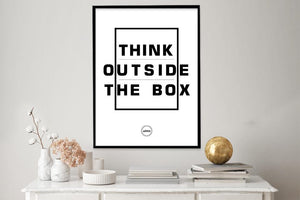THINK OUTSIDE THE BOX - Motivate Heroes