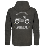 URBAN GS Made for Road and Off Road  - Organic Zipper
