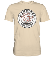 Q-Treiber/GS Freak - Premium Shirt