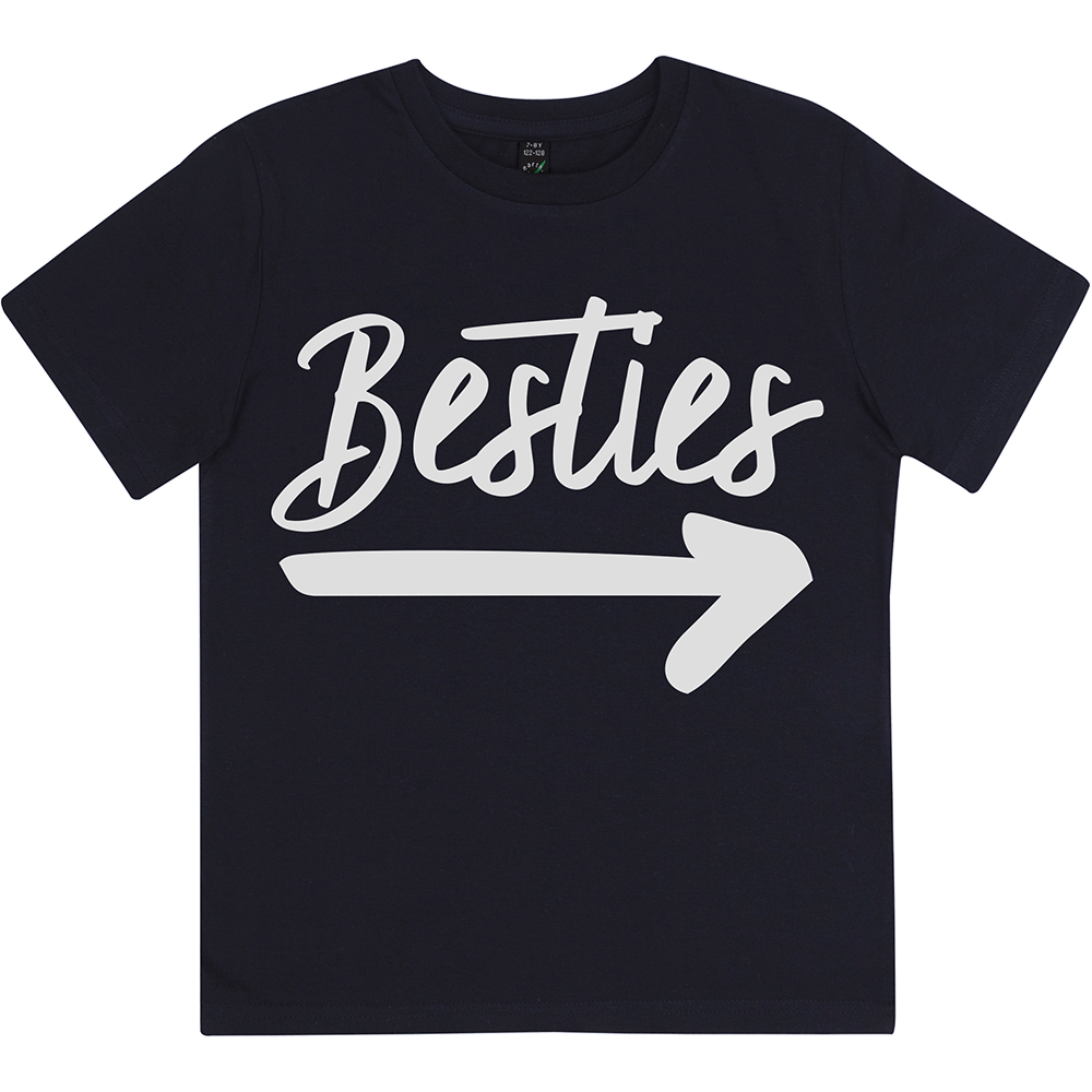 'Besties (Arrow Left)' Youth T-Shirt