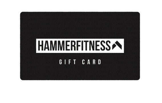 Hammer Fitness Gift Card