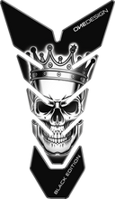 "Load image into Gallery viewer, TANK PAD ""SKULL KING"" - Onedesign Corp"