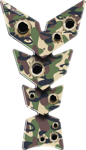 TANK PAD MILITARY CAMO ONE - Onedesign Corp