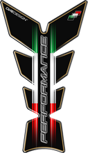 "Load image into Gallery viewer, TANK PAD ""PERFORMANCE"" ITALIAN FLAG - Onedesign Corp"