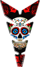 "Load image into Gallery viewer, TANK PAD ""MEXICAN SKULL"" - Onedesign Corp"