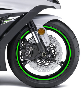 WHEEL STRIP FLUO (VARIOUS COLORS) - Onedesign Corp