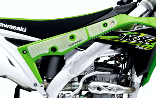 2017-2019 KAWASAKI (INCLUDE 2 PRIMER STICK) KX 250 F TRANSPARENT