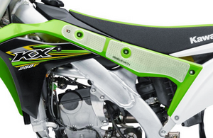 2017-2019 KAWASAKI (INCLUDE 2 PRIMER STICK) KX 250 F TRANSPARENT - Onedesign Corp