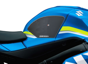 2017-2019 SUZUKI GSXR 1000 HDR SIDE PAD BLACK - Onedesign Corp