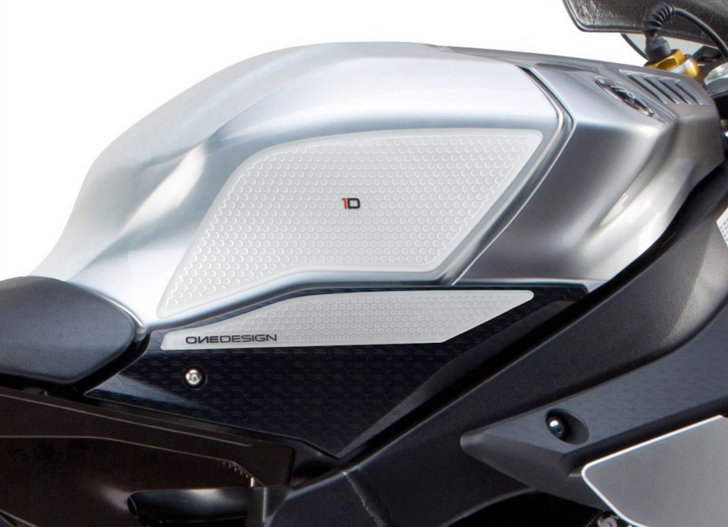 2015-2020 YAMAHA R1/R1M HDR SIDE PAD TRANSPARENT - Onedesign Corp