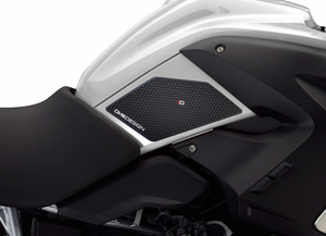 FIT 2004-2013 BMW R 1200 GS / R 1200 GS ADV HDR SIDE PAD BLACK - Onedesign Corp