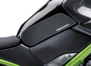 2017-2019 KAWASAKI Z900 HDR SIDE PAD BLACK - Onedesign Corp