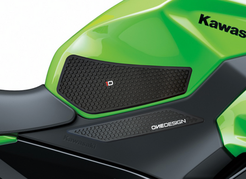 2018-2019 KAWASAKI NINJA 400 HDR SIDE PAD BLACK