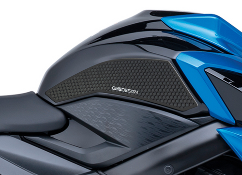 2017-2019 SUZUKI GSXS 750 / 750Z HDR SIDE PAD BLACK - Onedesign Corp