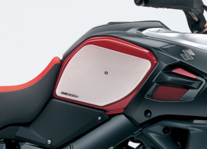 FIT 2014-2019 SUZUKI V STROM 1000 / XT / ABS HDR SIDE PAD TRANSPARENT - Onedesign Corp