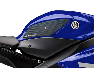 2017-2020 YAMAHA R6 HDR SIDE PAD BLACK - Onedesign Corp